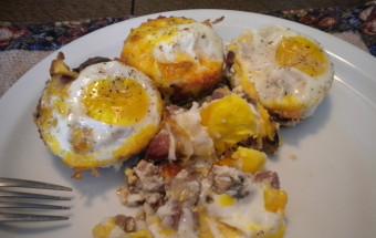 Egg Mitch-Muffins